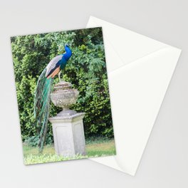 Peacock of the British Estate Stationery Cards