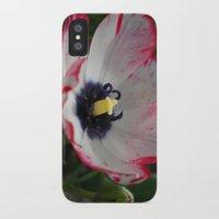 tulip iPhone & iPod Cases featuring Tulip by Vitta