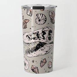 Geo-rex Vortex | Rose Quartz Travel Mug
