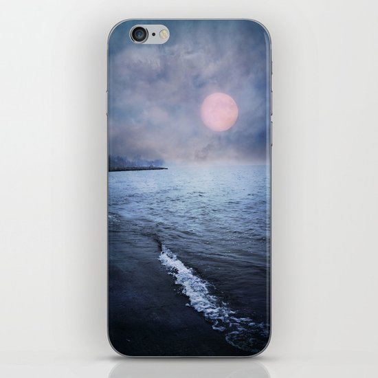 Moon Lake iPhone & iPod Skin