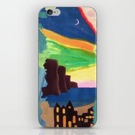 Beyond the Earthly Realms iPhone Skin
