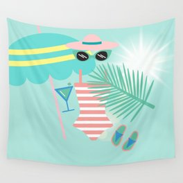Palm Springs Ready Wall Tapestry