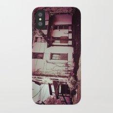 A Squatter's Paradise Slim Case iPhone X