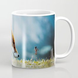 Close Encounters of Fox Kind Coffee Mug