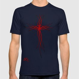 Cross Of The Warrior T-shirt