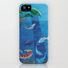 Warmth Deprived iPhone Case
