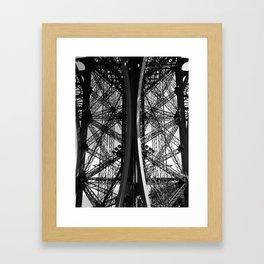 La Tour Eiffel I Framed Art Print