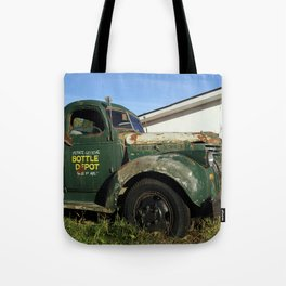 Bottle Depot Truck 2 Tote Bag