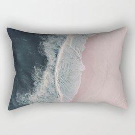 Sands of Cameo Pink Rectangular Pillow