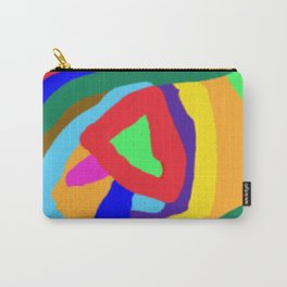 Color blossom Carry-All Pouch