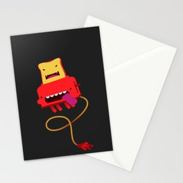 Red Toast Stationery Cards