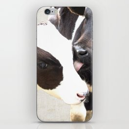 sisters love iPhone Skin