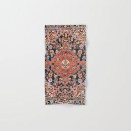 Djosan Poshti West Persian Rug Print Hand & Bath Towel