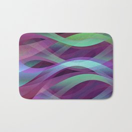 Abstract background G134 Bath Mat