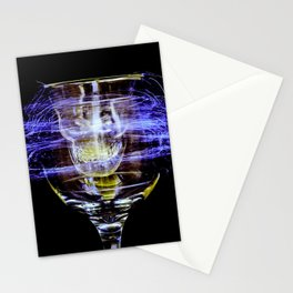Cheese and Wine Stationery Cards