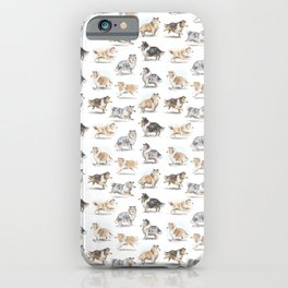 The Rough Collie iPhone Case