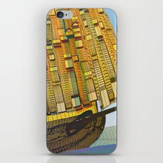 Sailing to the Summer iPhone Skin