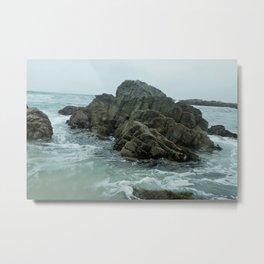 Monterey Bay Metal Print