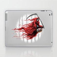 red reaper Laptop & iPad Skin