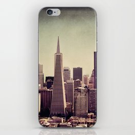 you can't beat that view iPhone Skin