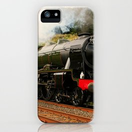 46115 Scots Guardsman iPhone Case