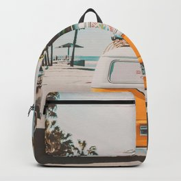Coming Home to California Backpack