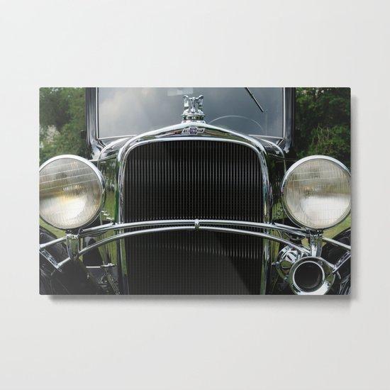 Chevrolet classic Metal Print