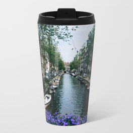 Charming Amsterdam Travel Mug