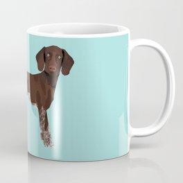 german shorthair pointer funny farting dog breed gifts Coffee Mug