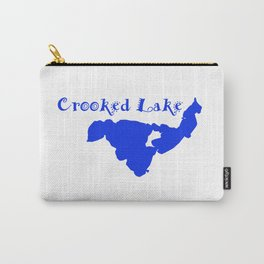 Crooked Lake 001 Carry-All Pouch