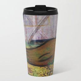 The Bird  Metal Travel Mug