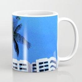 Fort Lauderdale Skyline Coffee Mug