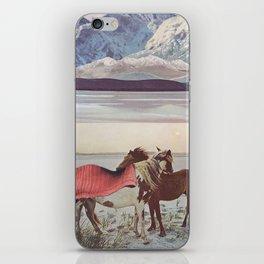 Comfort iPhone Skin