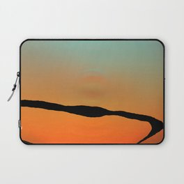 Colorful Bright Modern Art - Eternal Light 2 - Sharon Cummings Laptop Sleeve