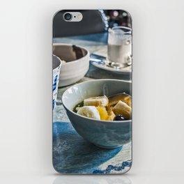 Breakfast 3 iPhone Skin