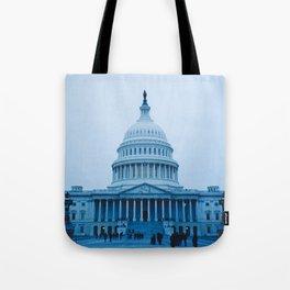 House Of Blues I Tote Bag
