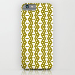 Pattern 200 by Kristalin Davis iPhone Case