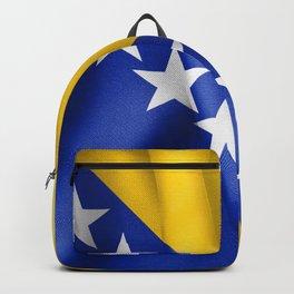 Bosnia and Herzegovina Flag Backpack