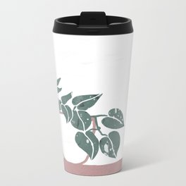 pothos Metal Travel Mug