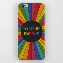 Positive Energy iPhone Skin