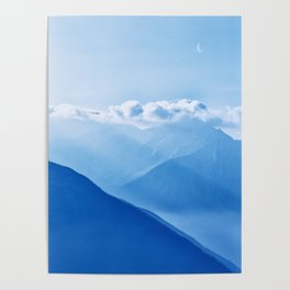 Italian Alps #society6 #decor #buyart Poster