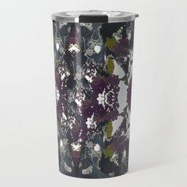 Floral Pelvis Travel Mug