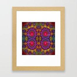 Refraction Framed Art Print