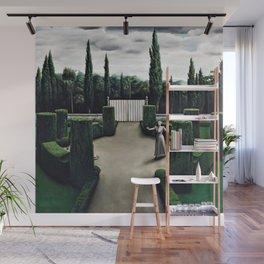 Classical Masterpiece 'Florentine Garden' by Pyke Koch Wall Mural