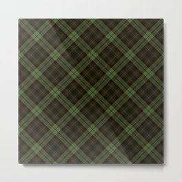 Scottish tartan #43 Metal Print