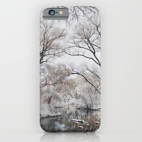 Winter Creek Canopy iPhone & iPod Case
