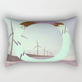 Vintage in Taiwan collection #2 Rectangular Pillow