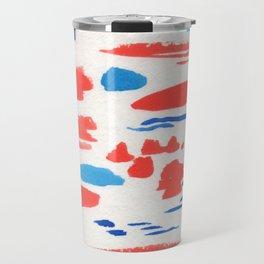 Desert Map Travel Mug