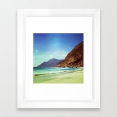 South Africa Framed Art Print