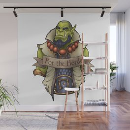 Former Warchief Wall Mural